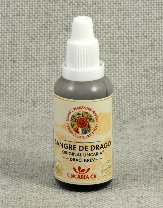 Sangre de Drago (dračí krev)