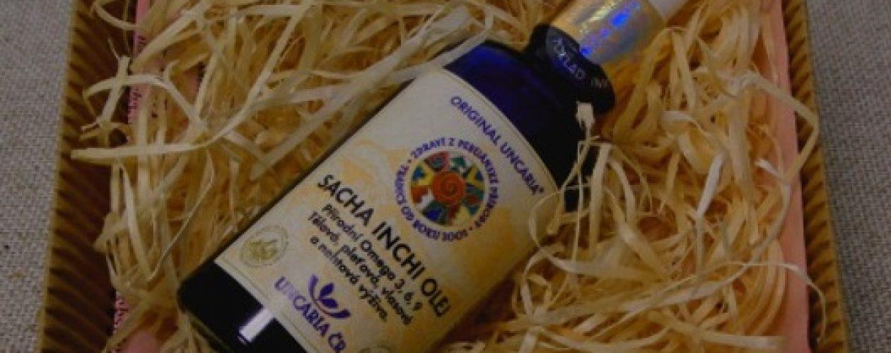 Olej Sacha Inchi – tentokrát jako kosmetický balzám zAmazonie