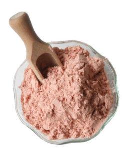 Růžový prášek Camu Camu