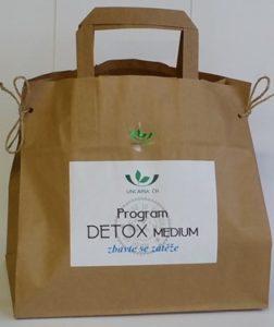 Program Detox ud Unacaria ČR
